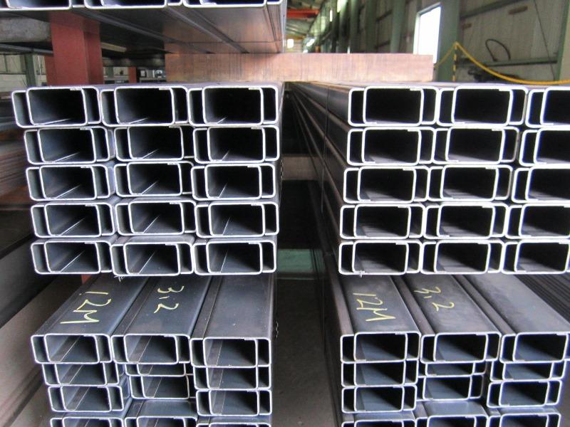 H形鋼・チャンネル・軽量溝形鋼・C形鋼