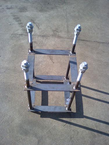 標柱用アンカーボルト