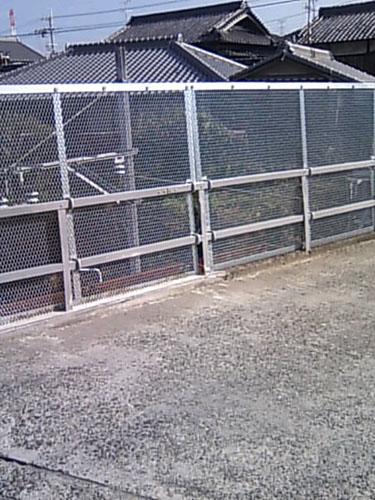 転落防止柵